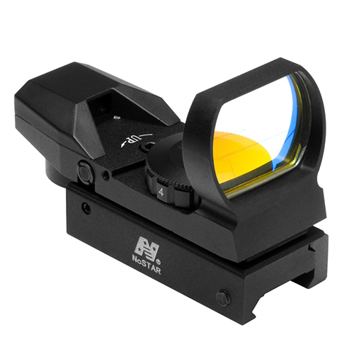 NcStar Tactical Red Dot Multi Reticle Reflex Sight / D4B