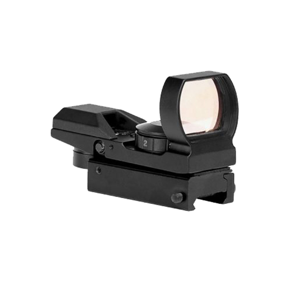 Trinity Force Multi Reticle Dual Color Adjustable Reflex Sight