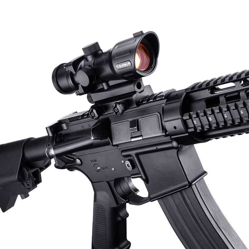 Barska Ar15 M4 Tactical Electro Scope With Integral Mount