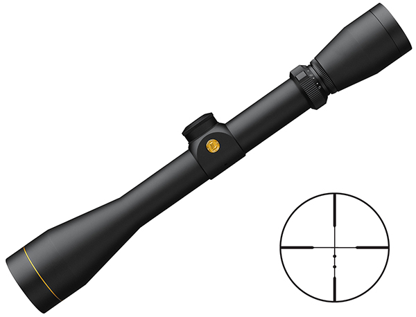 Leupold VX-1 3-9x40 Matte Black Rifle Scope LR Duplex Reticle