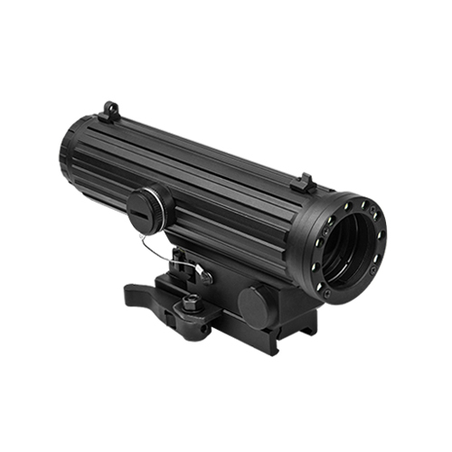 VISM 4x34 LIO Tactical Scope With NAV LED Lights / VHLO434GB