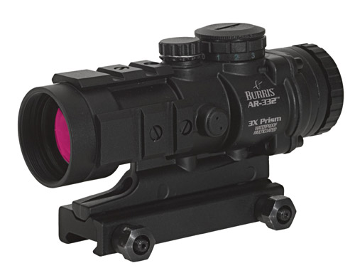 Burris AR332 Tactical 3x32 CQB Illuminated Prism Rifle Scope