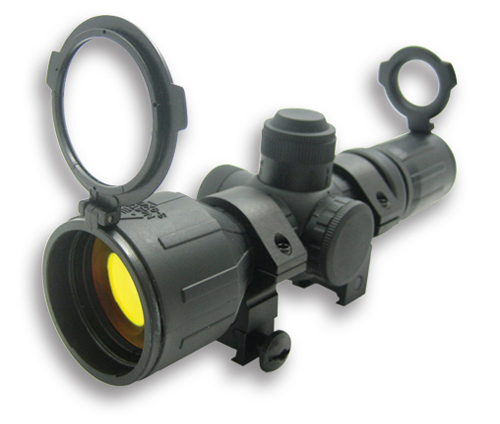NcStar Rubber Armor Scopes