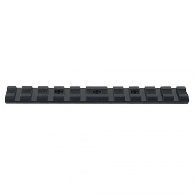 Weaver Mount Multi Slot Base fits Remington 597 Matte Black