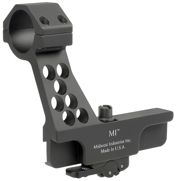 Midwest Industries AK47 Quick Detach 30mm Red Dot Side Mount