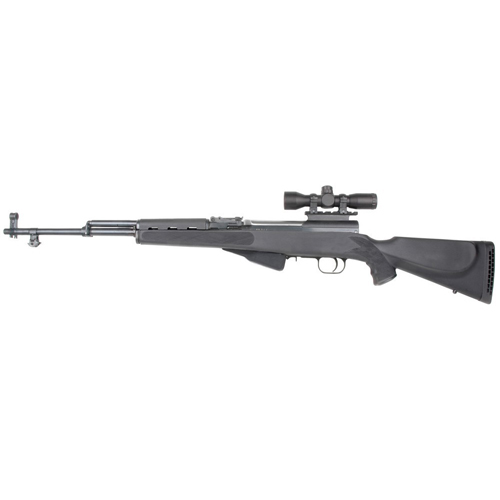SKS Monte Carlo Stock - Black