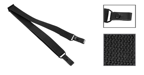 AK47 AK74 AKM SKS Saiga Military Style Black Color Rifle Sling