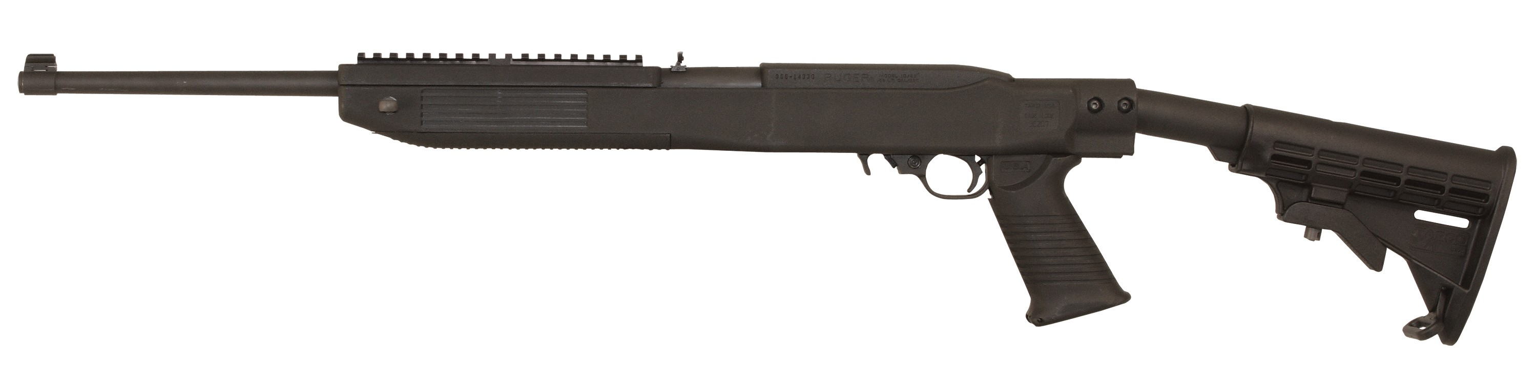 Intrafuse 1022 Standard Stock  M1 Carbine Synthetic Stock