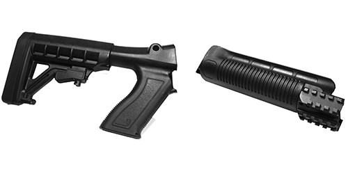 ARCHANGEL Tactical Shotgun Stock And Trirail Handguard ARCHANGEL