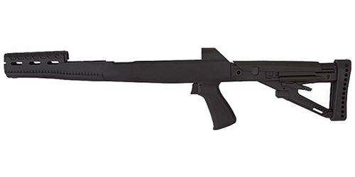 Archangel OPFOR Black Tactical Adjustable Stock for SKS Rifles