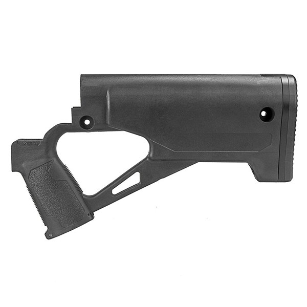 VISM BlastAR Thumbhole AR-15 Stock With Integral Grip / VKARSTK