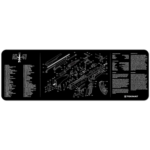 TekMat Gunsmithing Maintenance Mat for Rifles