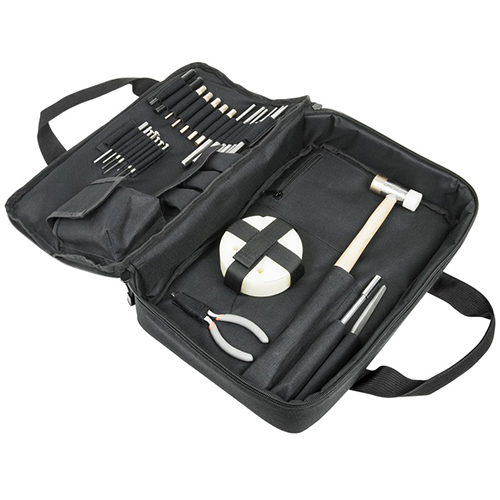 NcSTAR Essential Rifle Pistol Shotgun Gunsmith Toolkit With Case - Click Image to Close