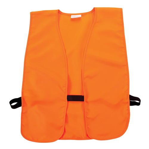 "Allen Cases Adult Orange Safety Vest Chest 38"" to 48"""