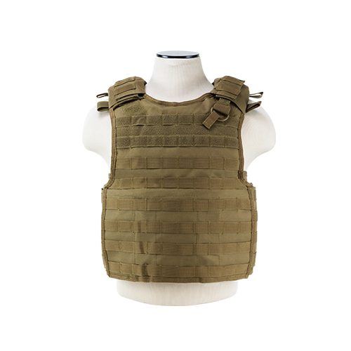 NcStar Tactical Quick Release Plate Carrier Vest