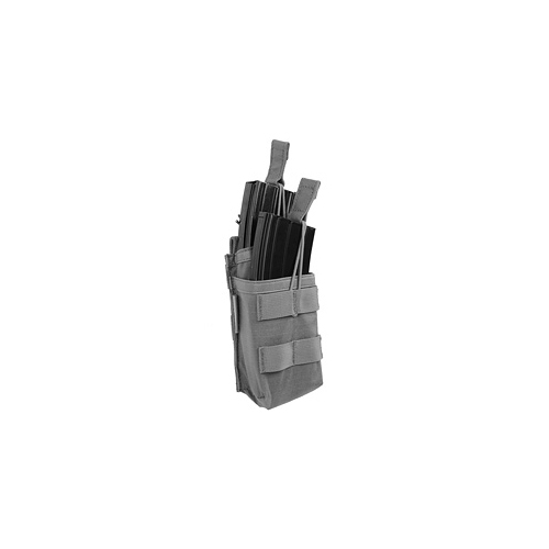Blackhawk Tier Stacked AR15 M16 M4 5.56 Magazine Pouch Black