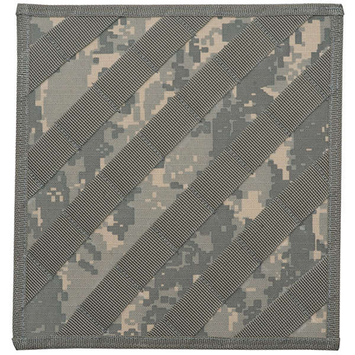 Tactical 45 Degree Molle Panel