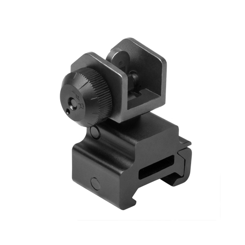 NcStar Tactical Flip-Up BUIS Rear Iron Sight / MARFLR NcStar
