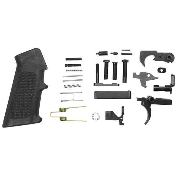 I.O. Complete Lower Parts Kit for 5.56 AR15 Rifles