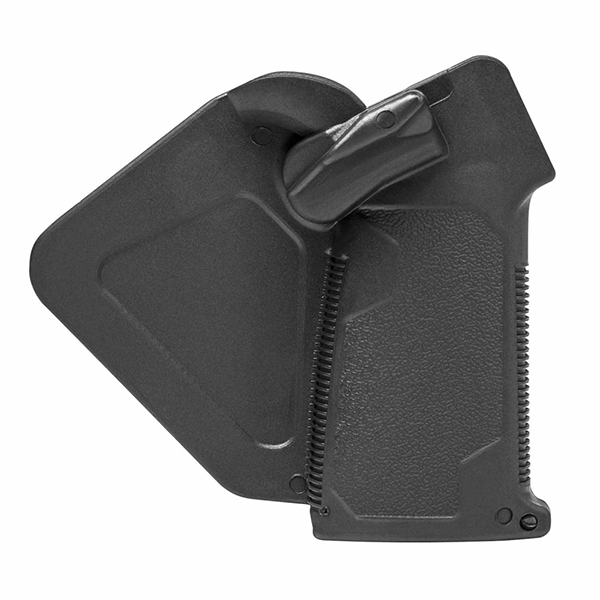 VISM AR Black Featureless Grip With Storage Compartment