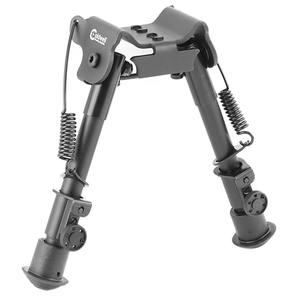 "Caldwell XLA 6""-9"" Compact M-LOK KeyMod Adjustable Rifle Bipod"