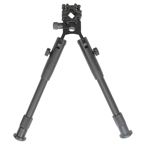 M1Surplus Quick Deploy Adjustable Height Rail Mount Rifle Bipod