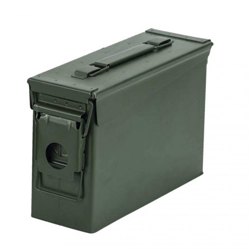 Blackhawk 30 Caliber Steel Ammo Storage Can