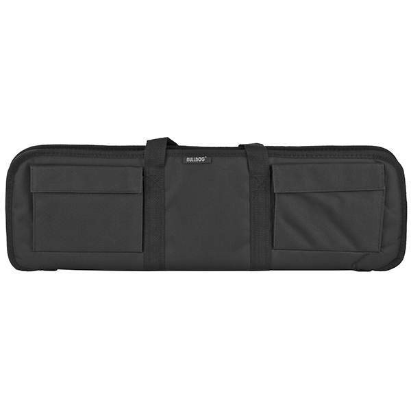 "BULLDOG Black 29"" Tactical Case fits Mossberg Shockwave Shotgun"