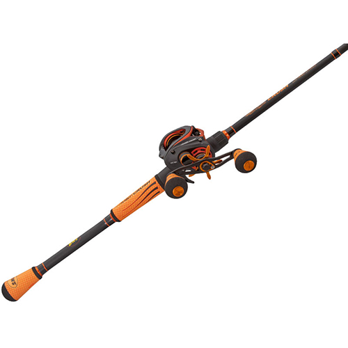 Lews Fishing Mach Crush SLP Combo 1 pc 7' Rod + Baitcast Reel