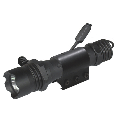 UTG Tactical 400 Lumen LED Flashlight With Mount / LT-EL268-A