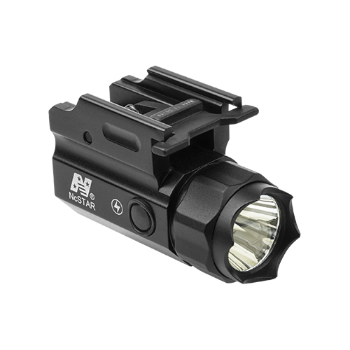 NcStar Compact Tactical 150 Lumen Strobe Flashlight / ACQPTF