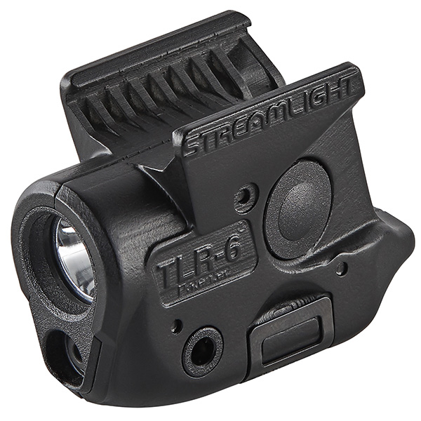 Streamlight TLR-6 Tactical Light + Red Laser for SIG SAUER P365