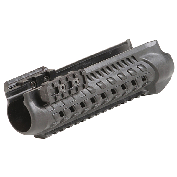 CAA Remington 870 Polymer Handguard w/ Picatinny Rail Mounts