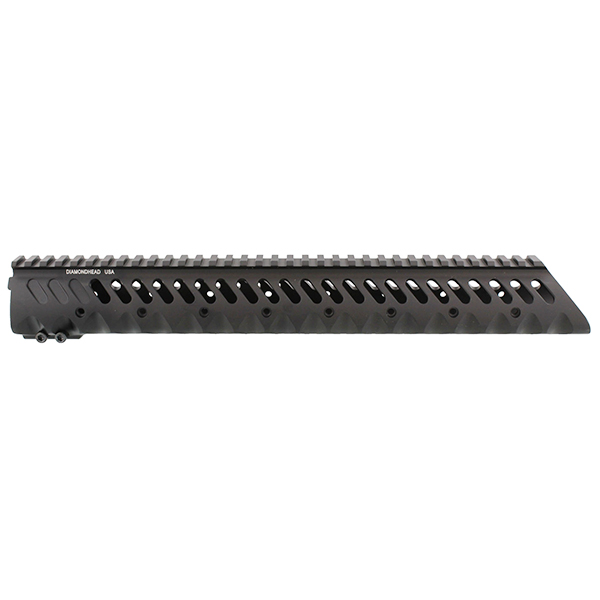 Diamondhead VRS T 13.5 Free Floating AR15 Versa Base Handguard
