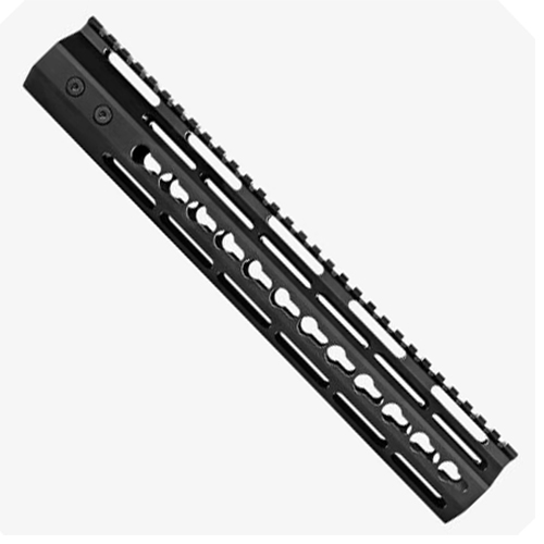 Trinity Force ECHO AR15 KeyMod Handguard Rail 10, 12 , 15 Length