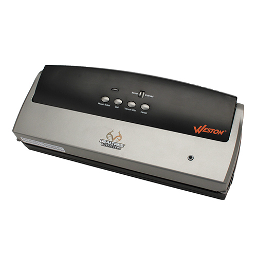Weston Brands RT Vacuum Sealer Harvest Guard Sport