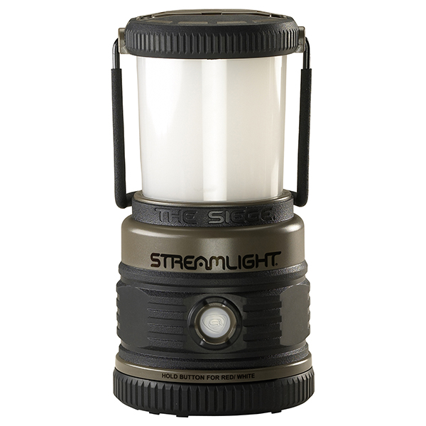 Streamlight Siege Series Coyote Color Waterproof Camping Lantern