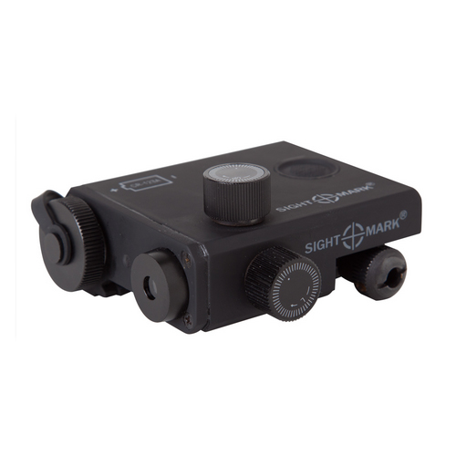Sightmark Low Profile Green Laser Fits Weaver Picatinny Rails