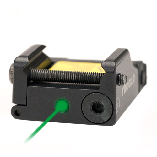TRUGLO Micro-Tac Green Tactical Laser Aiming Sight For Pistols
