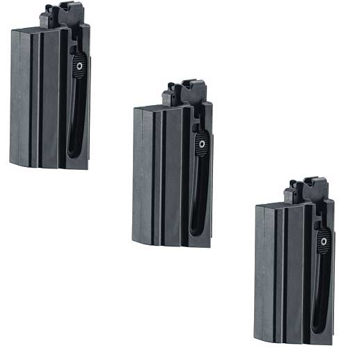 3 Pack Walther 10rd Magazines For .22LR Colt M4 Hk416 Rifles