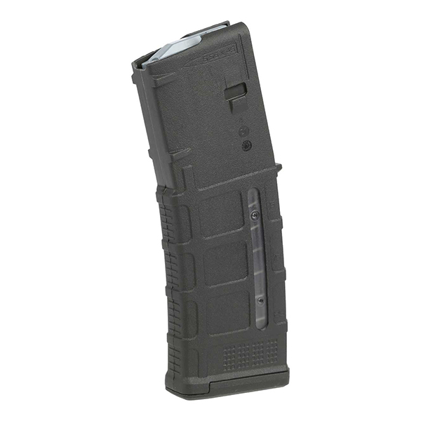 5 Pack - MAGPUL Window PMAG M3 AR15 5.56 30rd Black Magazine