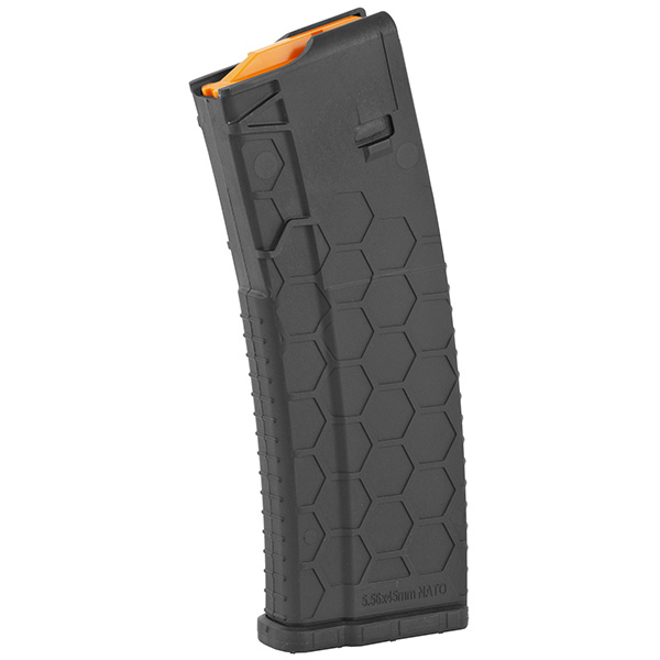 HEXMAG 30rd Series 2 Black Magazine for .223 5.56 AR15 M4 Rifles