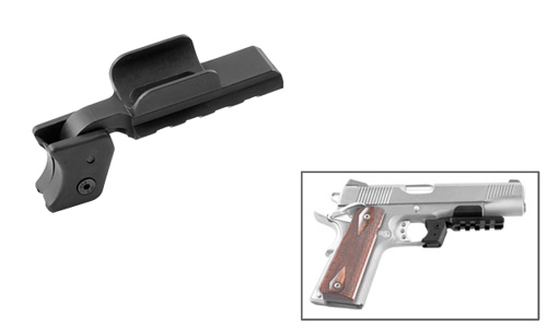 NcStar Pistol Rail Adaptor For Colt 1911 Pistol