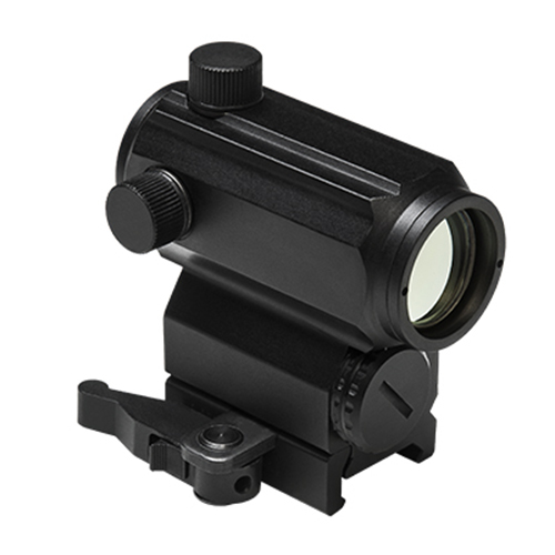 NcStar Red & Blue Dot Aiming Sight w/ Quick Detach Riser Mount