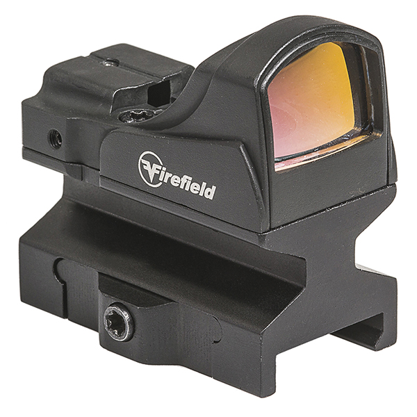 Firefield Impact Mini Reflex Sight w/ Low Profile + Riser Mount