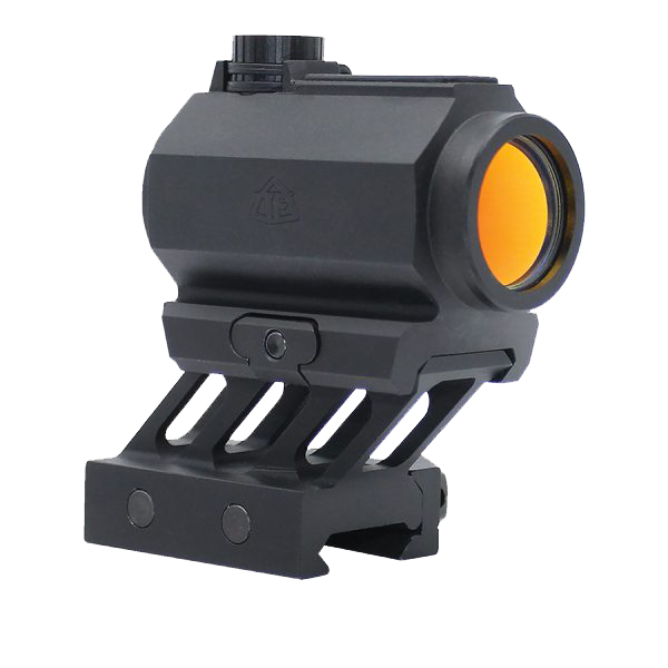 Trinity Force RAITH Red Dot Sight with Low and Tall Riser Mounts