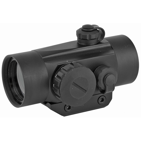 TRUGLO 1x30 Red Dot Sight 5 MOA With Integral Picatinny Mount