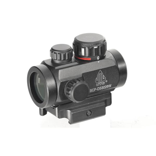 AK Combo #20 - UTG Micro Red Dot Sight + MI Gas Tube Scope Mount AK