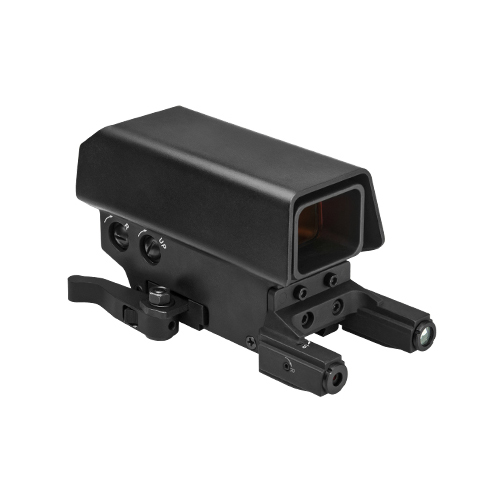 VISM Urban Dot Sight w/ NAV Light + Green Laser + QD Mount