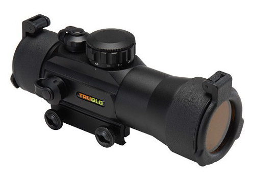 TRUGLO Tactical 2x42 Tactical Red Dot Scope With Integral Mount